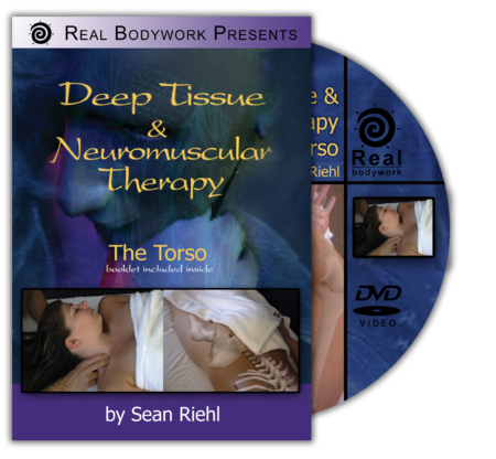 Deep Tissue and Neuromuscular Therapy massage DVD