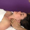Myofascial anterior neck work