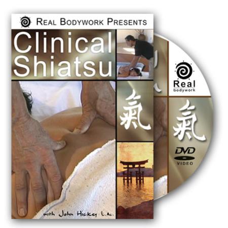 Clinical Shiatsu DVD