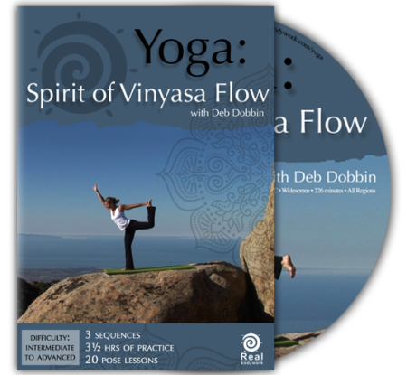 Yoga: spirit of vinyasa flow