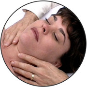 Lymphatic drainage massage class online