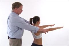 Orthopedic assessment for the shoulder