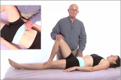 Orthopedic massage for back pain