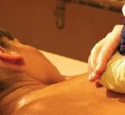 Kizhi Treatment. Photo by naturoayur.com.au