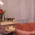 Ayurvedic Spa facial yogurt