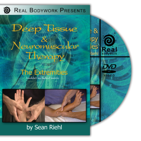 Deep Tissue and Neuromuscular therapy massage dvd - extremities
