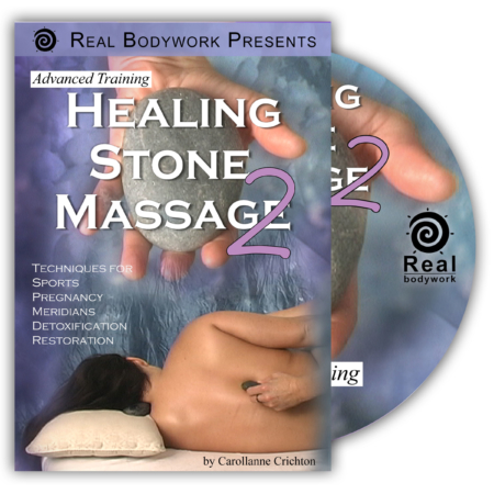 Hot Stone Massage 2 DVD video