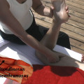 Integrative Massage for the hamstrings
