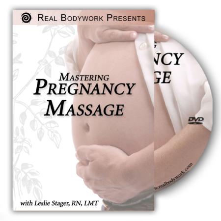 Pregnancy Massage DVD video cover