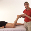 Sports Massage for the ankle