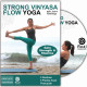 Yoga Strong vinyasa Flow DVD
