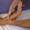 Wrist massage dvd