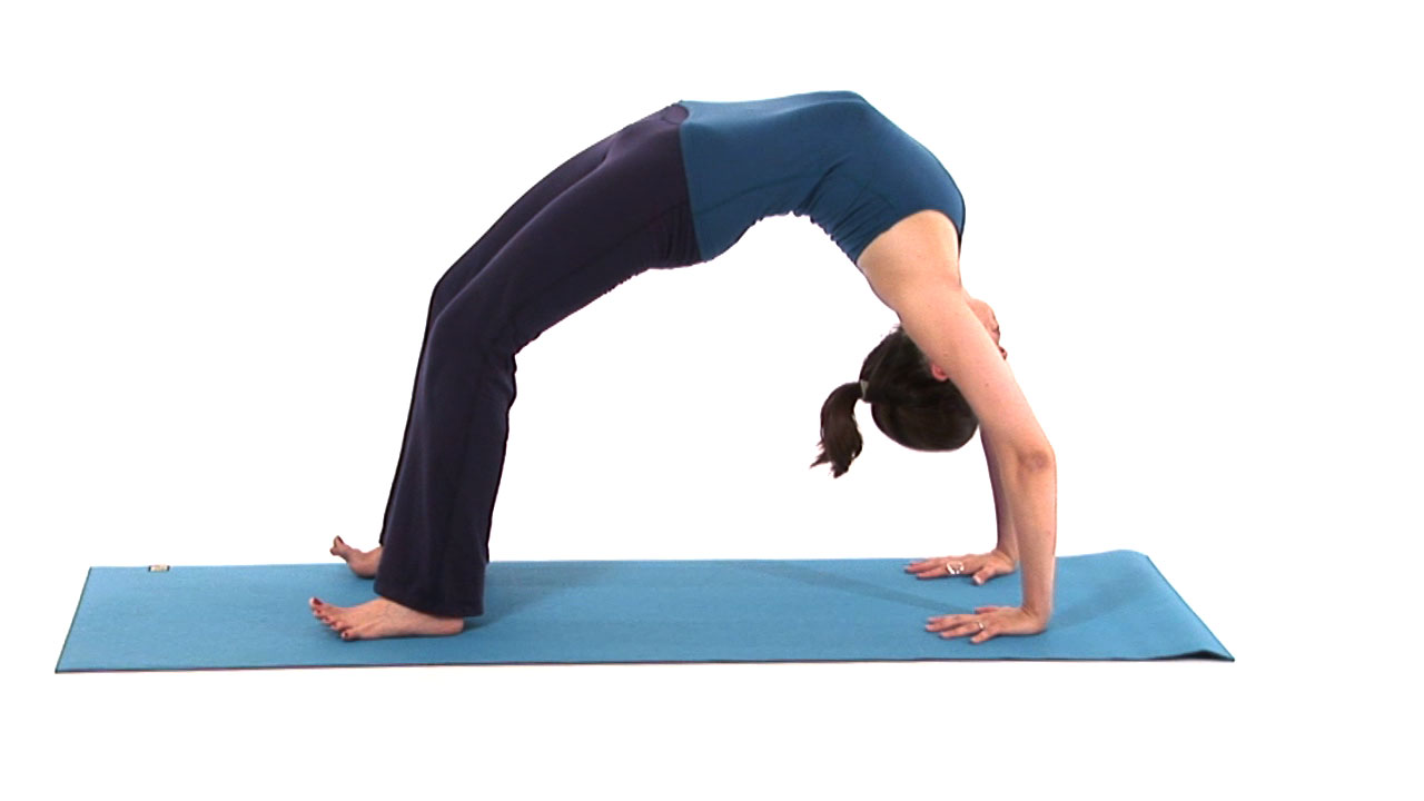 Advanced Vinyasa Flow DVD video - Real Bodywork