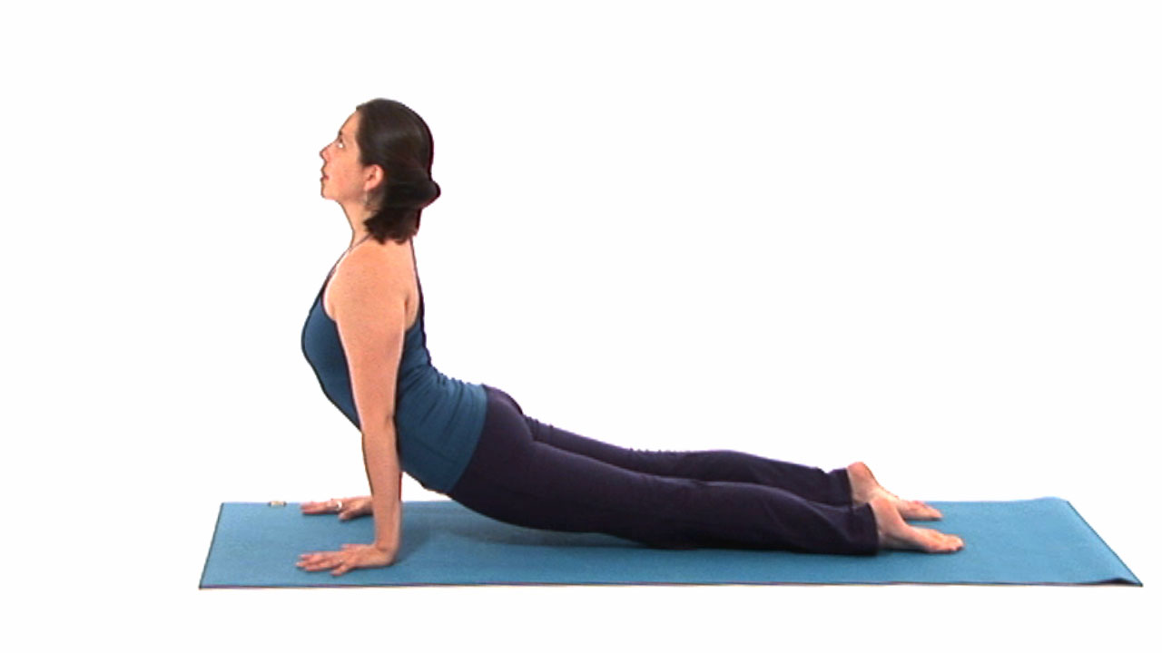 Advanced Vinyasa Flow DVD video - Real Bodywork