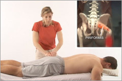 Piriformis technique