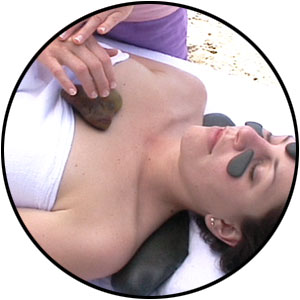 hot stone massage class