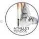 ankle achilles tendon